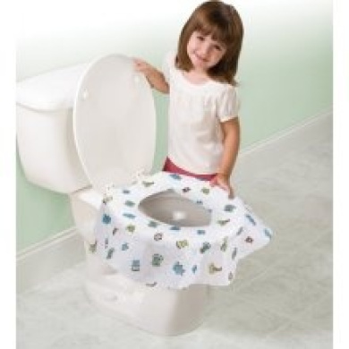 Summer Infant Keep Me Clean Disposable Potty (100 ct.) - White