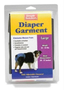 Bramton Co Simple Solution Nappy Garment Large - 10594