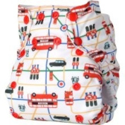 Tots Bots Easy Fit One Size Pocket Nappies - Jubilee - Snap