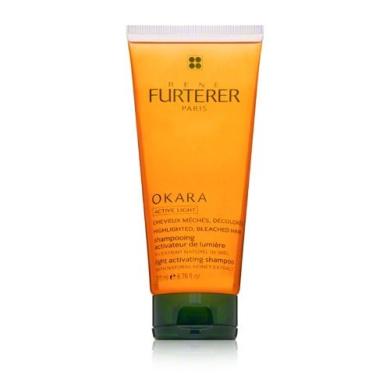 Okara Activator Light Shampoo, 200ml/6.8oz
