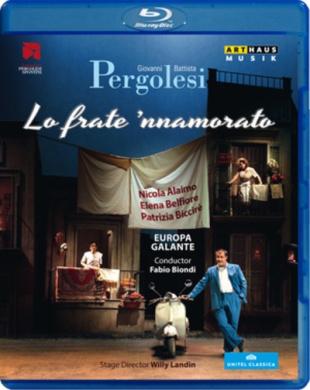 Lo Frate 'Nnamorato: Teatro G.B. Pergolesi (Biondi)