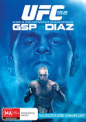 UFC 158: GSP vs Diaz [Region 4]