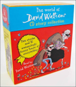 The World of David Walliams CD Story Collection [Audio]
