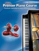 Premier Piano Course Technique, Bk 5