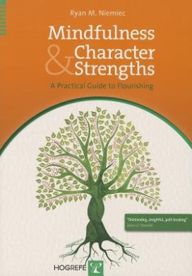 Mindfulness and Character Strengths: A Practical Guide to Flourishing [With CD (Audio)]