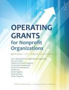 Operating Grants for Nonprofit Organizations 2013