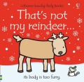 That's Not My Reindeer (That's Not My...) [Board book]