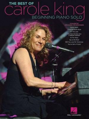 Carole King: The Best Of - Beginning Piano Solo