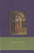Krishna Hardcover Ruled Journal (Large)
