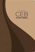 Ceb Common English Bible Study Bible Decotone