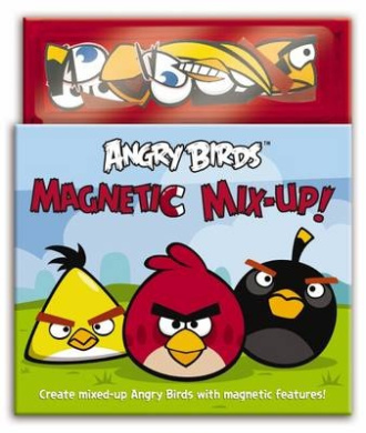 Magnetic Mix-Up! (Angry Birds)