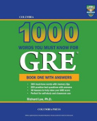 Columbia 1000 Words You Must Know for GRE