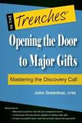 Opening the Door to Major Gifts