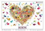 Designs (Postcard Book)