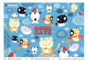 Kool Cats (Postcard Book)