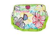 Room It Up Fresh Bouquet Lap Top Sleeve MED