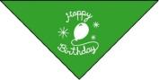 Perfect Petzzz Happy Birthday Bandana for Perfect Petzzz Stuffed Animals