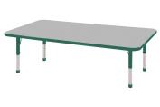 30X60 Rect Adj Activity Table