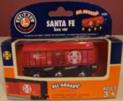 Lionel Santa Fe Box Car Heritage Series
