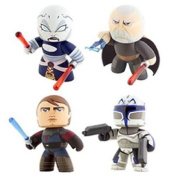Star Wars Mighty Muggs Wave 5 Case Of 4