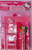 Hello Kitty 11pcs Stationery Value Pack