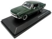 BULLITT - 1968 Ford Mustang GT 1/43 metal