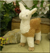 18cm Llama Plush Stuffed Animal Toy