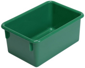 Steffy Wood Products Green Tote Tray, 12.7cm by 20.3cm by 27.9cm