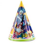 Doodlebops Party Hats - 8/Pkg.