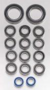 CA006 Ceramic Bearing Kit Associated RC10GT