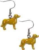 Ganz Faithful Companions Earring - Dog Breed Fashion Earrings - Golden Retriever