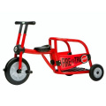 Italtrike Fire Truck Tricycle