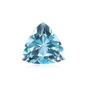 1.48-1.61 Cts of 8 mm AAAA (Heirloom) Trillion Aquamarine ( 1 pc ) Loose Gemstone
