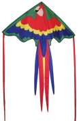 In the Breeze Parrot Fly Hi Delta Kite, 120cm