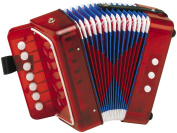 Hohner Kids UC102R Musical Toys Percussion Effect