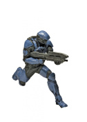 Halo Wars Heroic Collection ~ 3 Action Figure Pack ~ 5.1cm Action Figure ~ Squad 2