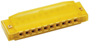 Clearly Colourful Translucent Harmonica