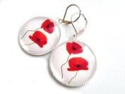 Big Earrings - Poppy [Jewellery]