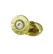270 Winchester Brass Bullet Tie Tac-Hat Pin