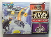 Star Wars Micro Machines Empire Strikes Back ICE PLANET HOTH