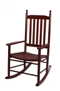 Gift Mark Adult Tall Back Rocking Chair