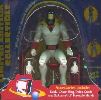 Space Ghost Coast to Coast Action Figure