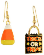 Lunch at The Ritz 2GO USA Twick or Tweat Earrings