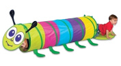 Caterpillar Tunnel- Indoor/Outdoor Pop Up Tunnel