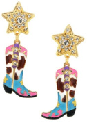 Lunch at The Ritz 2GO USA Cowgirl Snack Clips