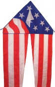 In the Breeze Patriotic Delta Kite with 5.9m Flowing Tails