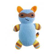 Fair Indigo Joobles Racky the Raccoon Organic Stuffed Animal