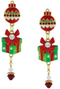 Lunch at The Ritz 2GO USA Tis The Season Earrings