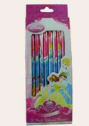 Disneystationerysupplies- Princess coloured pencils