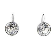 . Bella Clear Crystal Pierced Earrings 883551